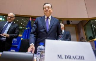 ECB stuurt richting einde steunprogramma