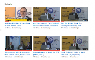 """""""Audit The ECB"""" Event"""