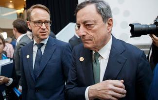 Hoe denkt de Bundesbank over de opvolger van Draghi?