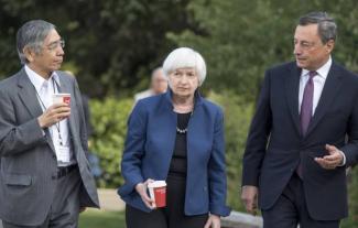 'Begin nu met de voorbereidingen voor de volgende financiële crisis'
