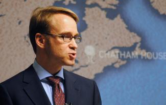 Weidmann wil een einddatum voor QE